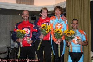 Callantsoog podium
